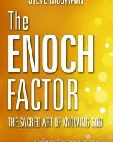Peace Pendant is FREE w/Purchase of The Enoch Factor – $29.99 plus (S/H)