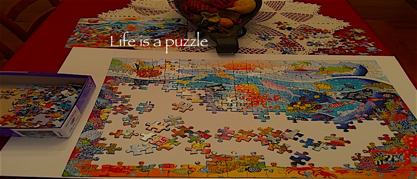 Puzzle: Life is a Puzzle, Isn't It?